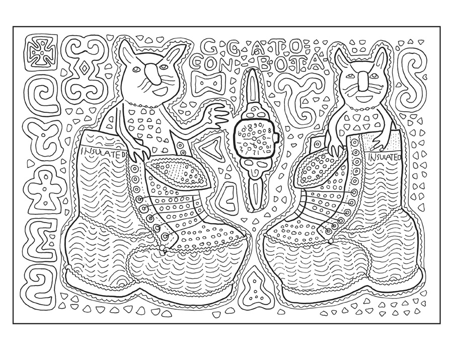 mola coloring pages - photo#2