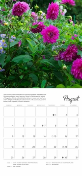 Monet's Passion: The Gardens at Giverny 2019 Mini Wall Calendar