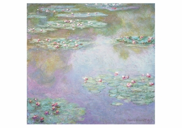 Monet: Water Lilies Notecard Folio