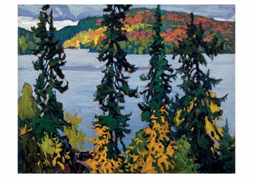 Montreal River Notecard