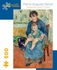 Pierre-Auguste Renoir: Mother and Child 500-piece Jigsaw Puzzle