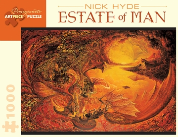 Nick Hyde: Estate of Man 1,000-piece Jigsaw Puzzle