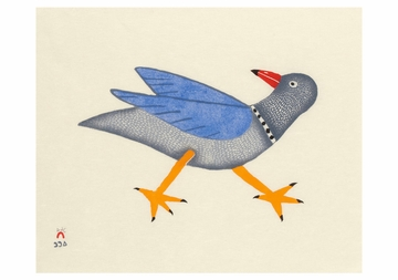 Ohotaq Mikkigak: Inuit Prints from Cape Dorset Boxed Notecard Assortment