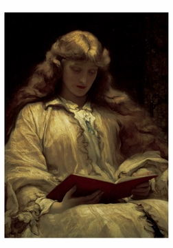 Paintings by Frederic, Lord Leighton Notecard Folio