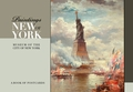 Paintings of New York Book of Postcards