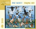Pat Scott: Taking Off 500-Piece Jigsaw Puzzle