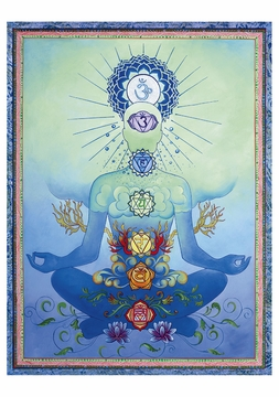 Paul Heussenstamm: Chakra Boxed Notecard Assortment