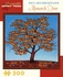 Paul Heussenstamm: Monarch Tree 300-Piece Jigsaw Puzzle