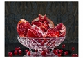 Pomegranate Notecard