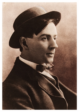 Portrait of Tom Thomson Postcard