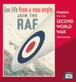 Posters from the Second World War 2018 Wall Calendar