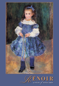Renoir Notecard Folio