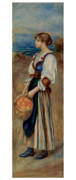 Renoir Panoramic Notecard Folio