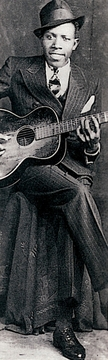 Robert Johnson Bookmark