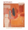 Rothko 2018 Mini Wall Calendar