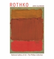Rothko 2019 Mini Wall Calendar