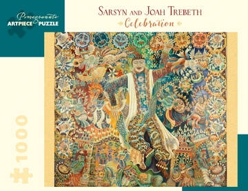 Sarsyn and Joah Trebeth: Celebration 1000-Piece Jigsaw Puzzle