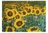Sunflowers and Sparrows Notecard