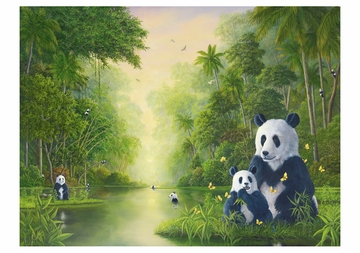 The Bamboo River Notecard