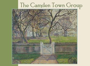 The Camden Town Group Boxed Notecards