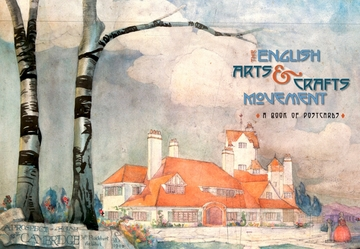 The English Arts & Crafts Movement Book of Postcards