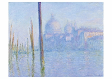 The Grand Canal, Venice Notecard