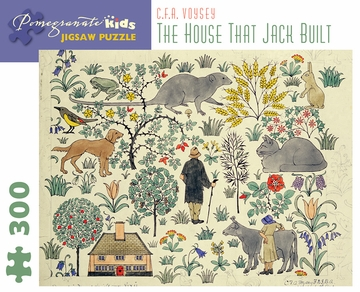 C. F. A. Voysey: The House that Jack Built 300-Piece Jigsaw Puzzle
