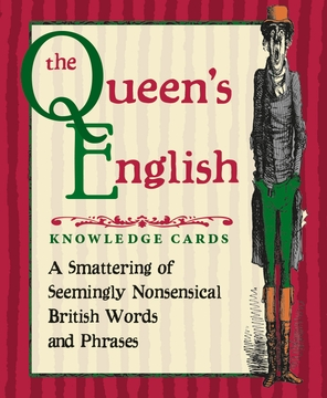 The Queen's English Knowledge Cards