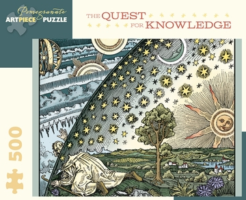 The Quest for Knowledge 500-Piece Jigsaw Puzzle