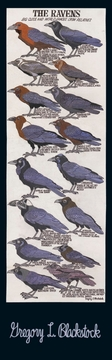 The Ravens Bookmark