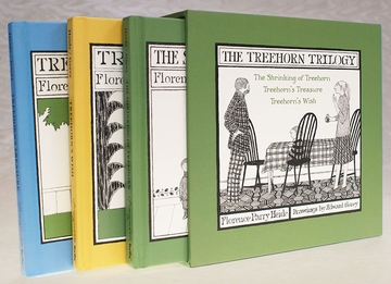 The Treehorn Trilogy: The Shrinking of Treehorn, Treehorn's Treasure, and Treehorn's Wish