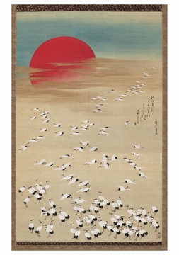 Thousand Storks Notecard
