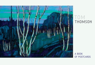 Tom Thomson Book of Postcards