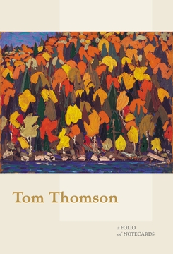 Tom Thomson Notecard Folio