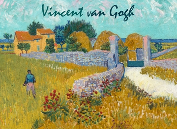 Vincent van Gogh Boxed Notecard Assortment