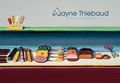 Wayne Thiebaud Book of Postcards