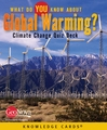 What Do You Know About Global Warming? Climate Change Quiz Deck