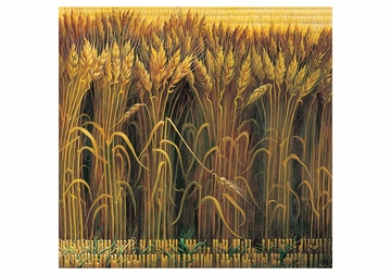Wheat Notecard