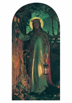 William Holman Hunt Boxed Notecards