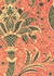 "William Morris' India 5 x 7"" Notepad"