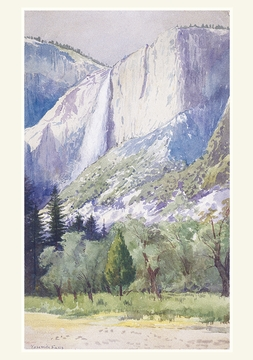 William S. Rice: Yosemite Notecard Folio