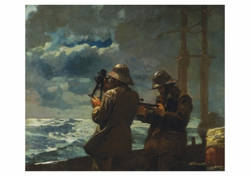 Winslow Homer in Maine Boxed Notecards