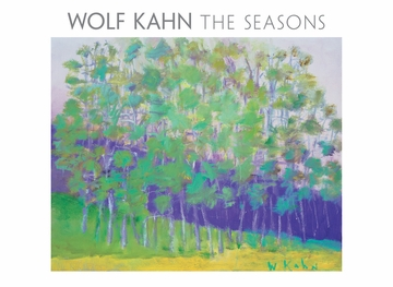 Wolf Kahn: The Seasons Boxed Notecards