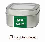 All Natural Extra Fine Sea Salt (Case Pack of 12)