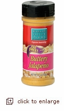 Buttery Jalapeno Seasoning
