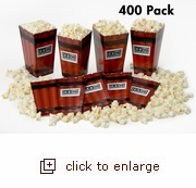 400 Dynamite Pop-Open Popcorn Tubs