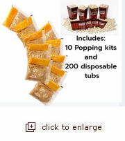 Home Theater Popper Party Kit