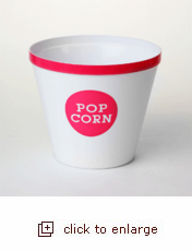 Hot Pink Popcorn Bucket - Large (Case Pack of 24)