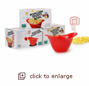 Popcorn Sports Bowl (Case Pack of 8)