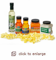 Premium Popping Oil Starter Set